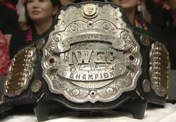 IWGP Jr Heavy New