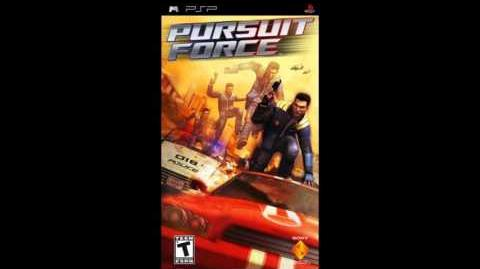 PSP - Pursuit Force OST 'Track 04' (HD)