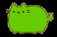 Greenpusheen