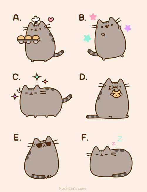 Awesome Pusheen.com, You Are Now Able To Vote On The Back Cover Image. You Can Vote  Here: Http://www.easypolls.net/poll.html?pu003d51e44ee2e4b0708044dc2962.
