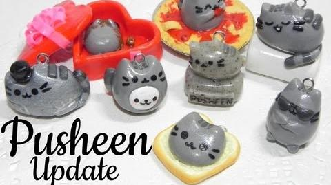 Pusheen Charm Update