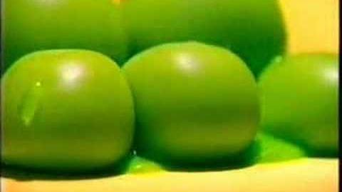 Batchelors Mushy Peas Advert