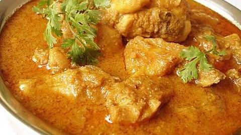 VIDEO RECIPE - CHICKEN CURRY-0