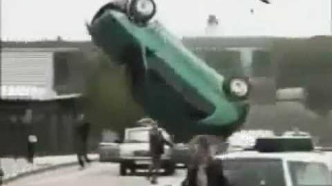 Scary accidents compilation caught on video! Part 1