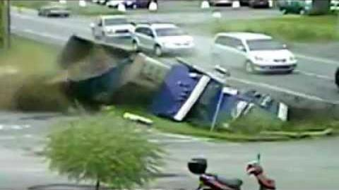 Worst 1997-2011 Car Crashes from Around the World (Compilation)