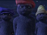 Francisco, Baltazar, and Philip