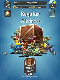Regular Airdrop