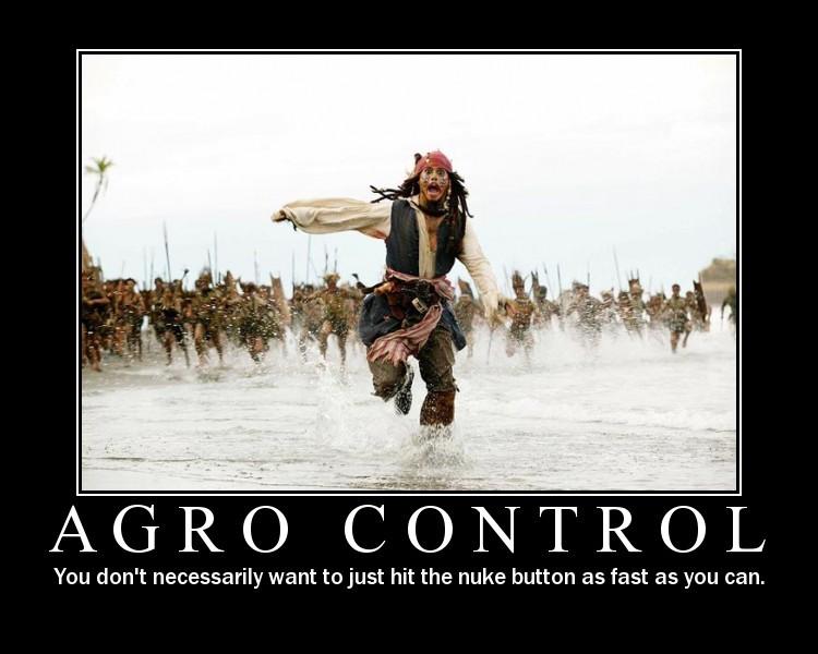Aggro Control