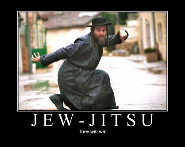 Jew-jitsumotivational