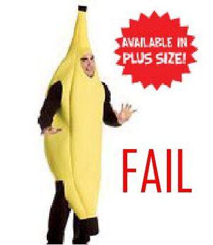 Banana-fail