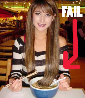 Chineese fail