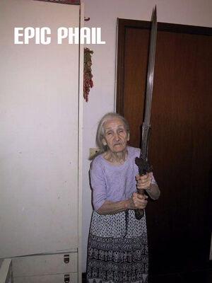 Granny phail