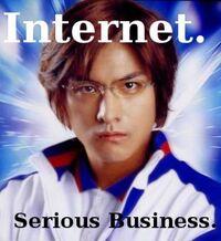 Ichigo-serious