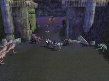 Barrage Pet Tombs group
