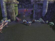Barrage Pet Tombs group