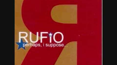 One slowdance- Rufio