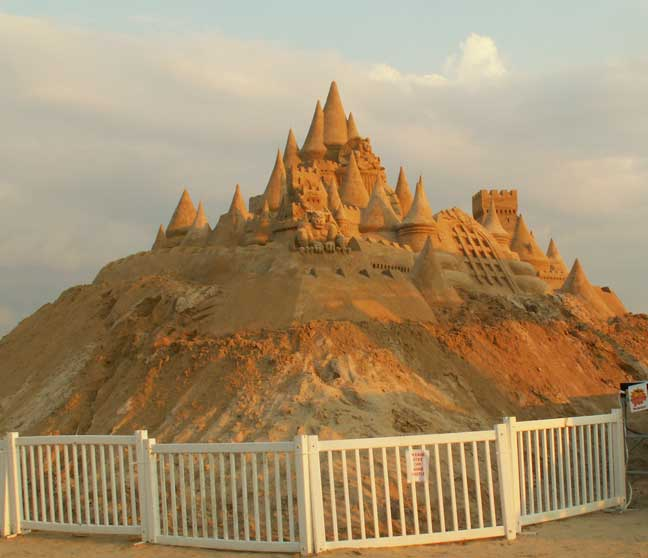 Mgrinshpon Sandcastle