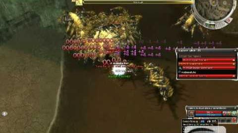 Guild Wars Pools E R in few seconds (Bigpull) UW SC Terraway