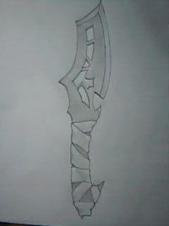 Snow White Tan Dagger1