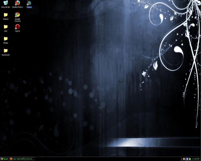 Shadowsin desktop