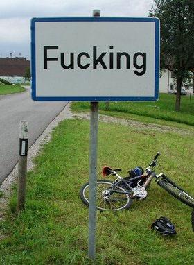Fucking Sign