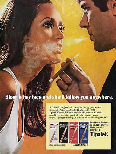 Smoke-girl