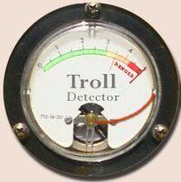 Trollometer