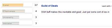 Guild of deals lol
