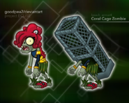Corral Cage