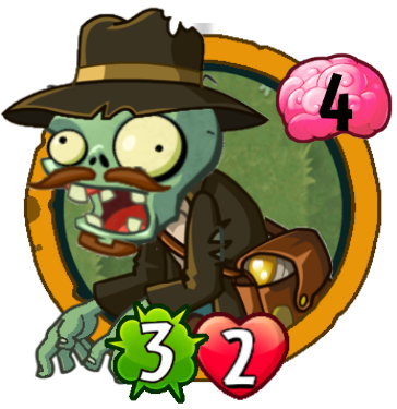 Relic Hunter (PvZH) | Plants vs  Zombies Character Creator