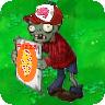 Pizza Deliver Zombie