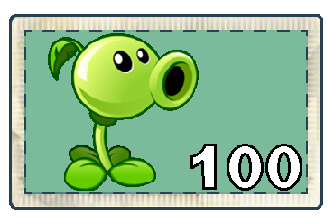 Image result for peashooter plant pack