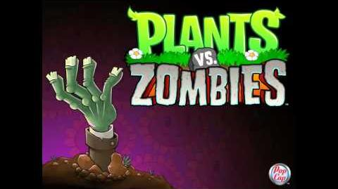 Plants vs Zombies Music - Day Stage