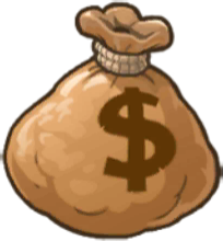 File Hd Bag Of Coins Png
