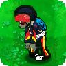 Parachute Zombie