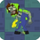 Radioactive worker zombie3
