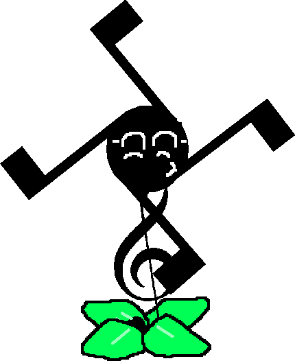 Singing clover