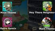 PvZ Main Menu Mix