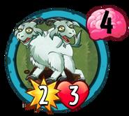 Two-Headed GoatH