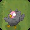 Zombie Owl Chick