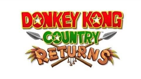 World 4 Map Cave - Donkey Kong Country Returns Music Extended
