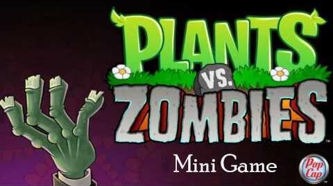 Plants vs Zombies Soundtrack minigames
