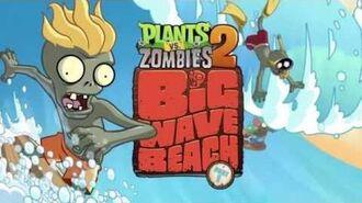 Plants Vs Zombies 2 Music - Big Wave Beach Ultimate Battle ☿ HD ☿-0
