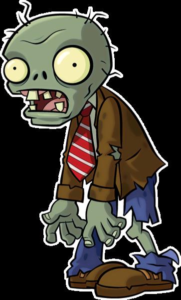 Image zombie pvz da png plants vs zombies for Plante zombie
