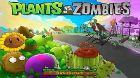 Let's Listen- Plants Vs. Zombies - Cerebrawl (Extended)