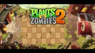 Plants vs. Zombies 2 Music - Kung Fu World - Main Theme Extended (High Quality)