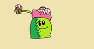 Baseball Cactus