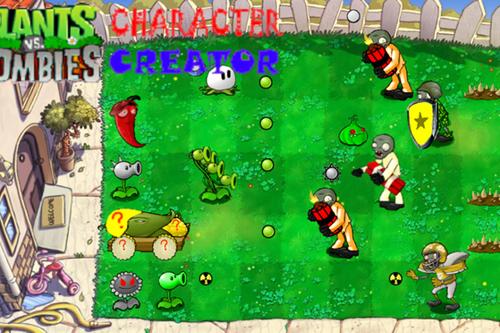 Plants vs. Zombies Character Creator Wiki