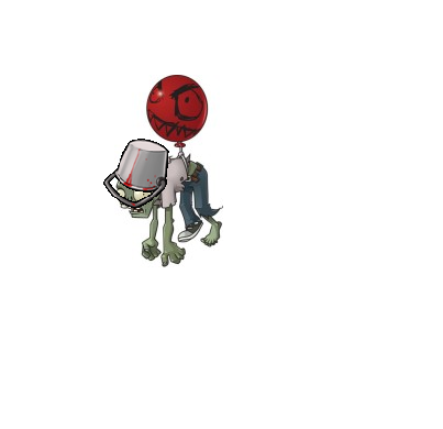 filebuckethead balloon zombiepng