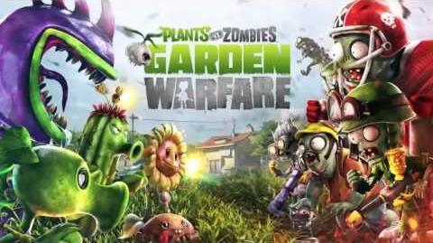 Plants vs Zombies Garden Warfare Scarecrow Music